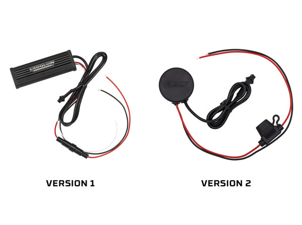 Replacement Advanced Single Color Motorcycle Control Box & Wireless Remotes