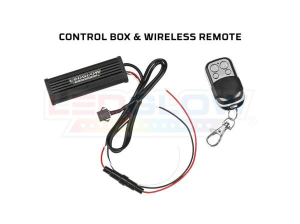 Classic Control box and Wireless Remote