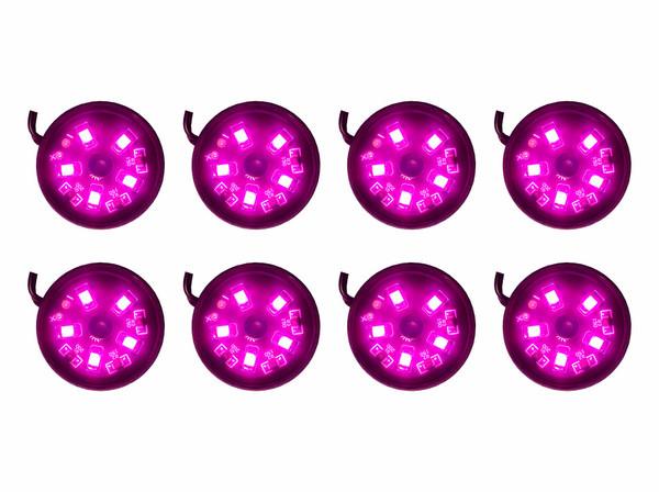 8pc Pink Pod Lighting Kit