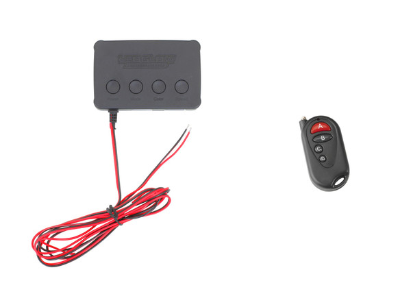 Replacement Million Color SMD Control Box & Wireless Remote