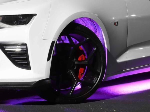 Advanced 3 Million Wheel Well Lighting