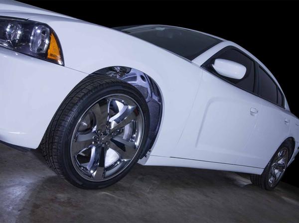 LEDGlow White LED Wheel Well Lights