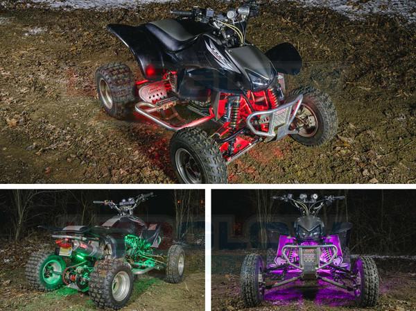 Multi-Color ATV Lighting Kit