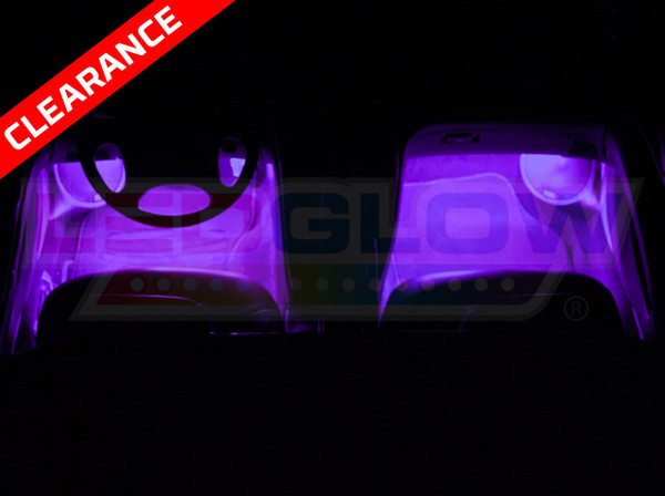 Expandable Purple LED Interior Lighting Kit