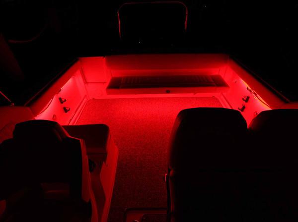 Red Marine LED Lights