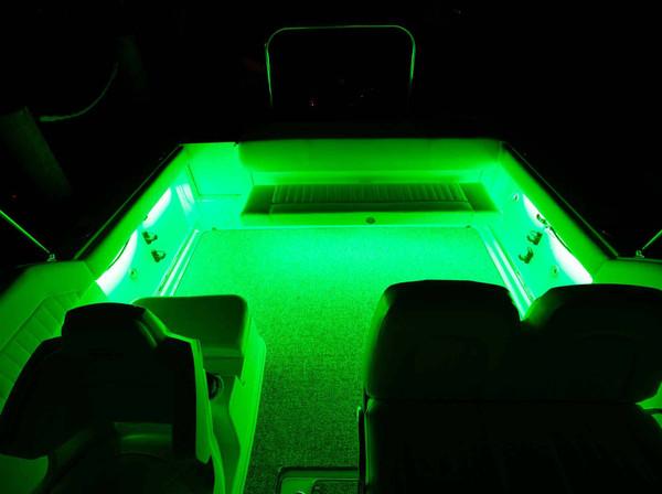Green Marine Lighting