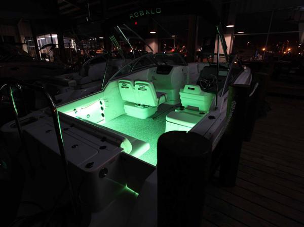 Million Color Marine Boat LED Lighting Kit