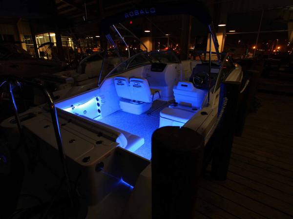 Waterproof Million Color Marine Lighting Kit