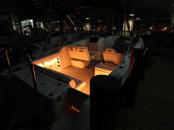 Multi-Color Marine Boat Lights