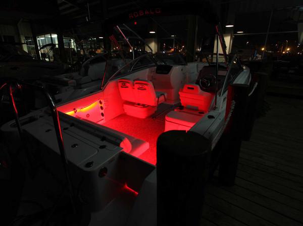 Million Color Boat LED Lighting