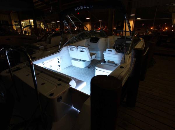 Multi-Color Marine Lighting Kit