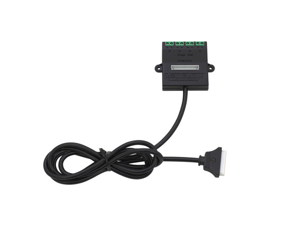 Add-On Junction Box for Single Color Wheel Well and Underbody Kits
