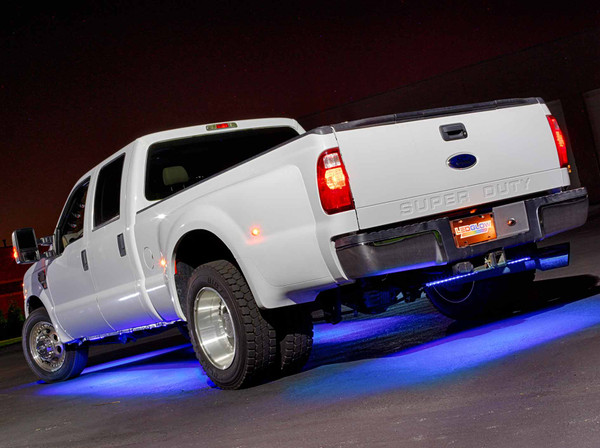 Blue SMD LED Truck Underbody Lights