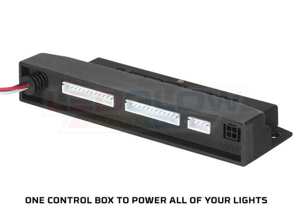 Control Box Powers Underbody, Wheel Well & Interior Lights