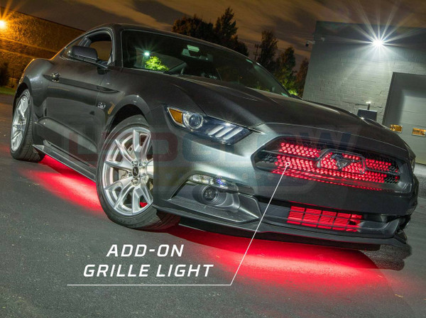 Add-On Grille Light Tube