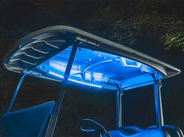 Million Color Golf Cart Canopy Lighting Kit