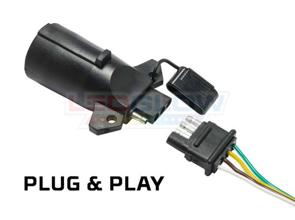 Plug & Play Connection