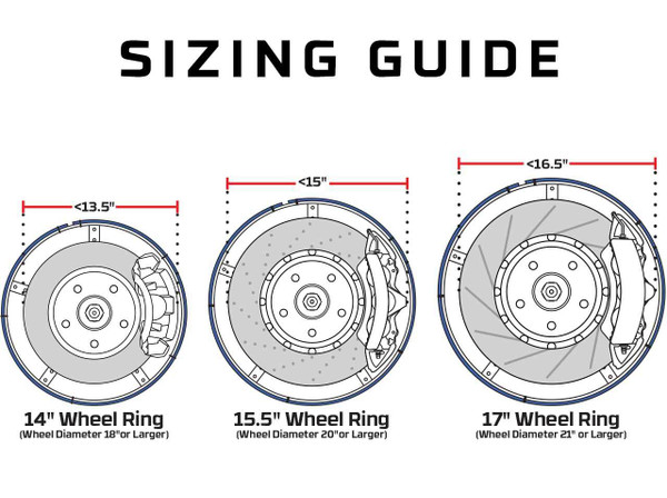 Wheel Ring Sizing Guide