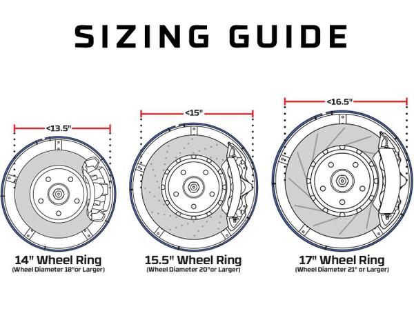 Wheel Ring Sizing Guide
