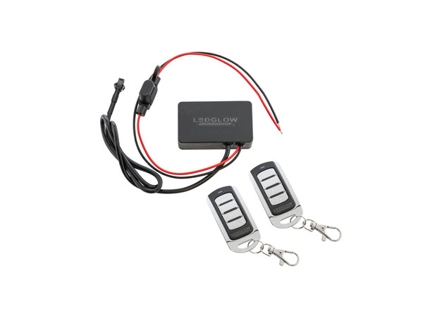 Advanced Single Color 600 SMD Motorcycle Control Box Upgrade