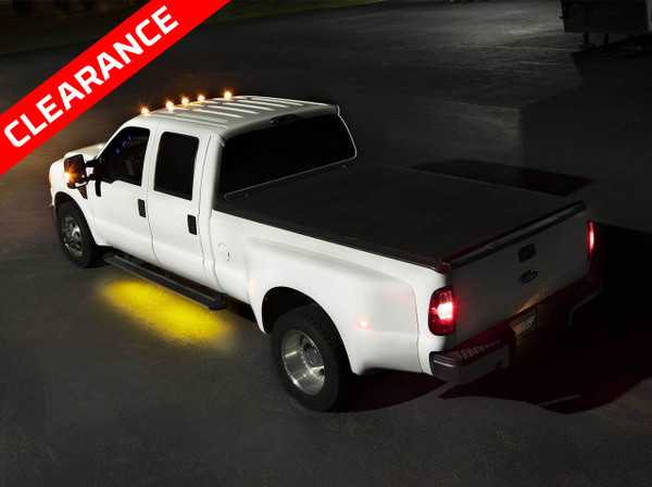 Yellow LED Side Marker Running Lights