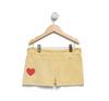 Heart Bottoms Yellow