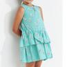 Brianna Dress Teal