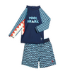 Pool Shark Swimsuit 2pc