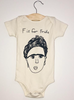 F Is For Frida Onesie