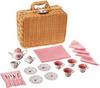 Tea Set - Butterfly Basket