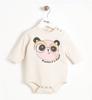 Pandas L/S Bodysuit