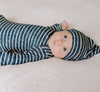 Snuggle Knit Stripe 0-3m