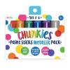 Chunkies Paint Sticks - Metallic