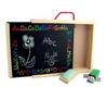 Chalk Board Briefcase