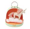 Meri Meri - Rainbow Bella House Suitcase