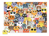 Puzzle - Lots Of Cats 72pc
