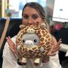 SQ Undercover Kitty in Giraffe