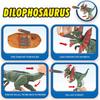 Dart Shooter Dilophosaurus