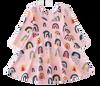 HB Twirl Dress Rainbow