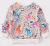 HD Shirt Unicorn Print