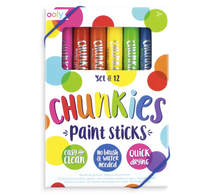 Chunkies Paint Stick - Set of 12