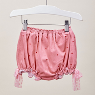 Dotty Bow Bloomers