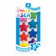 OO Crayons - Stars of the Sea