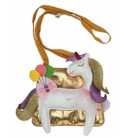 L & M Birthday Unicorn Bag