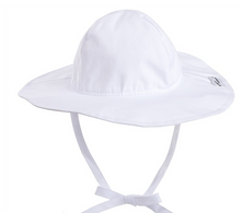 Floppy Hat White