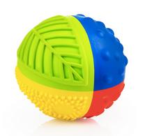 """CAA Sensory Ball Rainbow 3"""""""