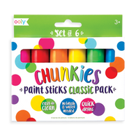 Chunkies Paint Stick - Set Of 6