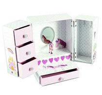 Fairy Unicorn Jewelry Box