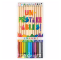 Unmistakebles Erasable Colored Pencils