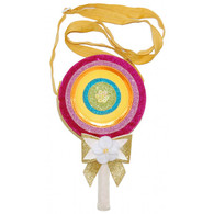L & M Lollipop Swirl Bag